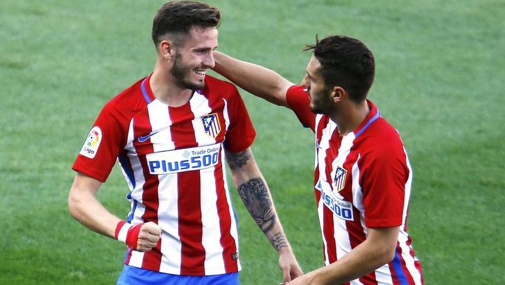 Сауль продлил договор с«Атлетико» надевять лет