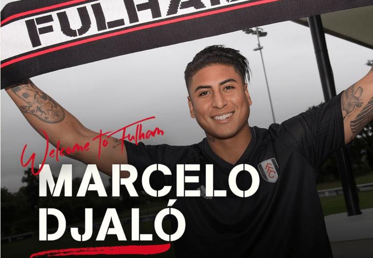 Марсело Джало, fulhamfc.com