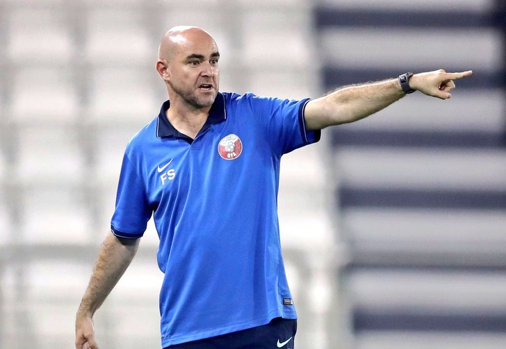 Феликс Санчес, Qatar Football