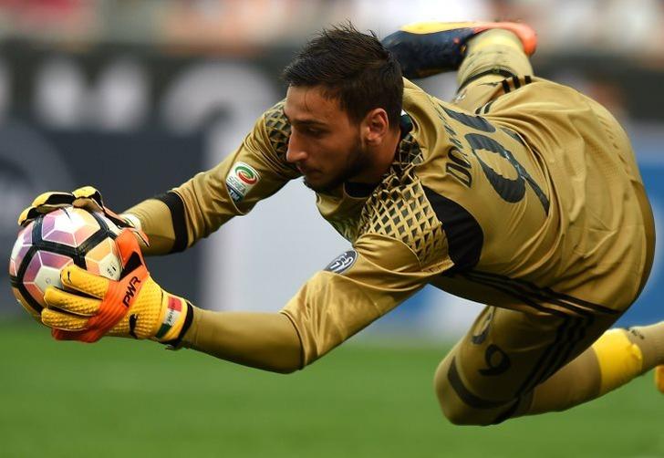 Доннарумма договорился с«Миланом» опродлении договора  с заработной платой  EUR  6 млн