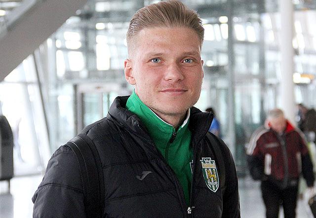 Артем Филимонов, dynamo.kiev.ua