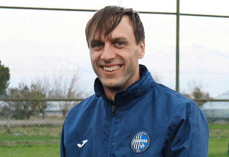 Виталий Гошкодеря, olimpik.com.ua