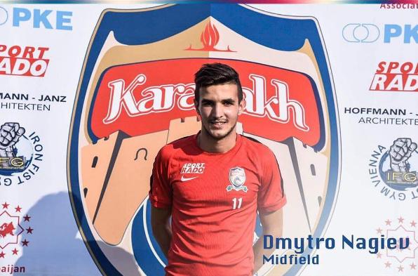 Дмитрий Нагиев, Karabakh Vienna