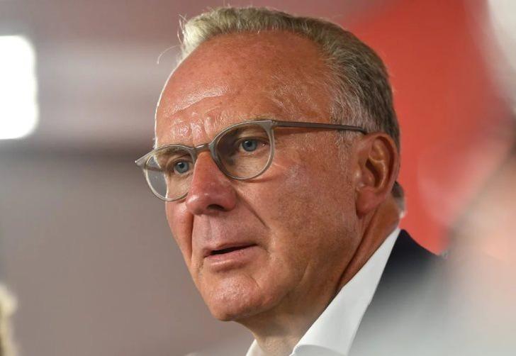 """Председатель правления """"Баварии"""" Карл-Хайнц Румменигге, fcbayern.com"""