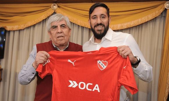 Хонас Гутьеррес, clubaindependiente.com