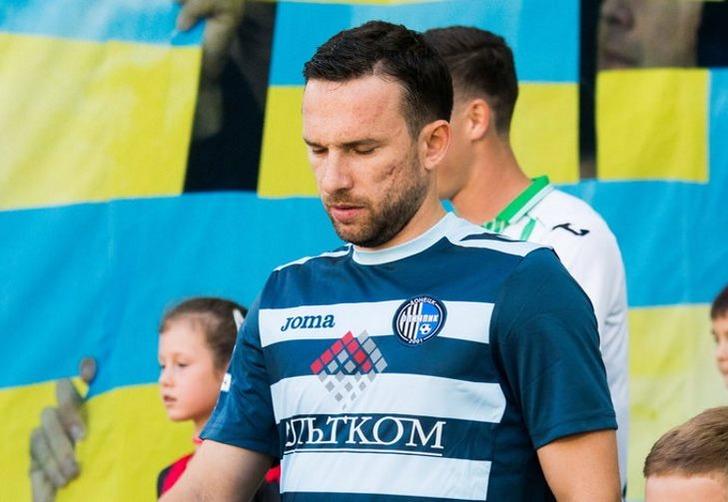 Андрей Богданов; фото: Михаил Козелко / Footboom