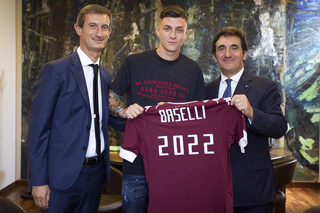 Даниэле Базелли, torinofc.it