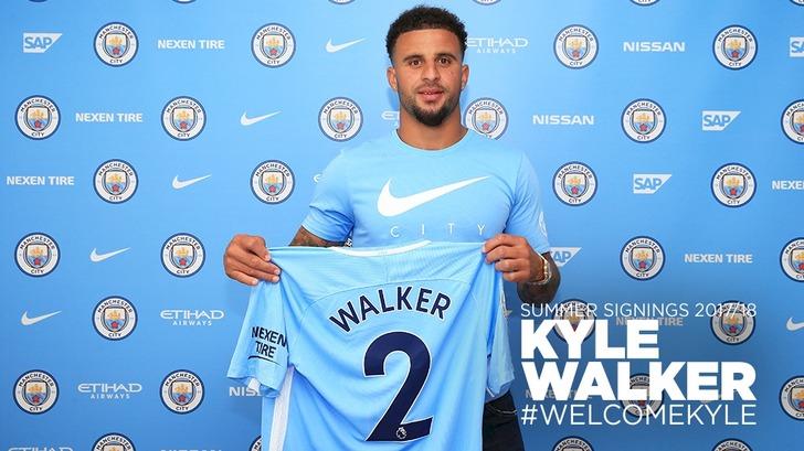 Sky Sports: Манчестер Сити согласовал трансфер Уокера за50 млн фунтов