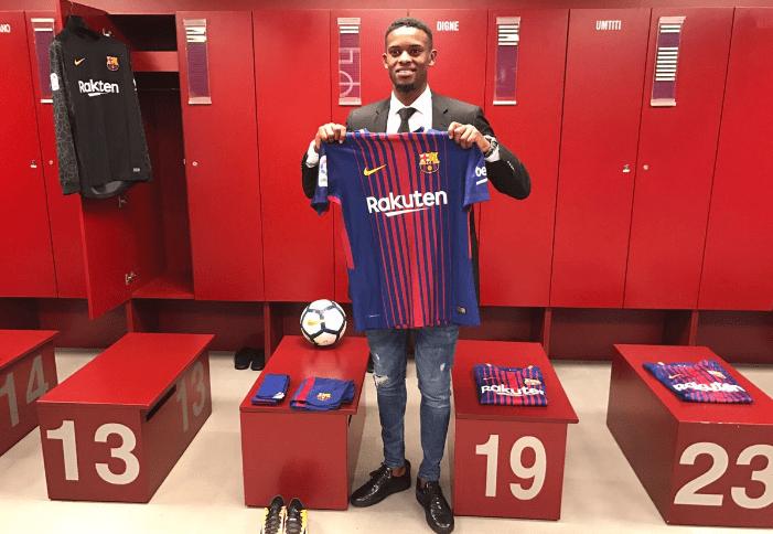Record: Барселона начала переговоры потрансферу Семеду