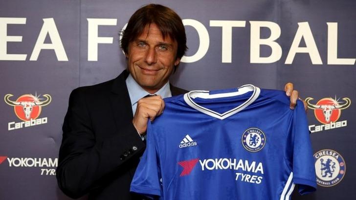 Конте подписал новый двухлетний договор с британским футбольным клубом «Челси»