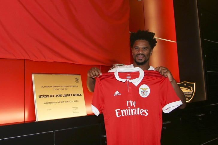 Элизеу, SL Benfica