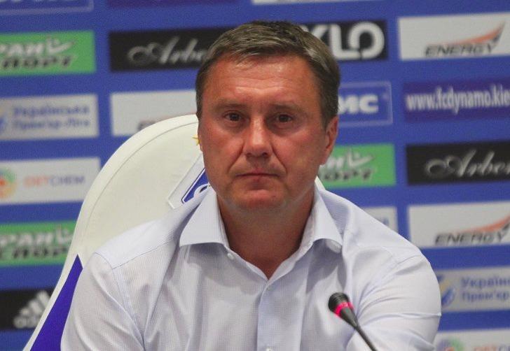 Александр Хацкевич, fcdynamo.kiev.ua