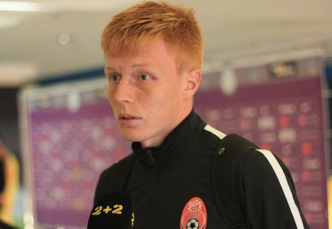 Михаил Шершень, fc-avangard.com.ua