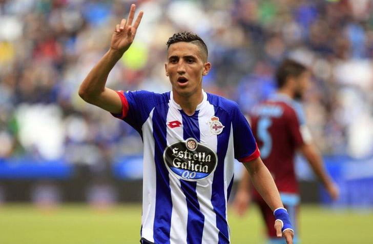 Файчал Фажр, RC Deportivo