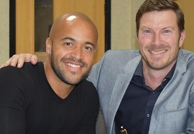 Даррен Рэндолф (слева), mfc.co.uk