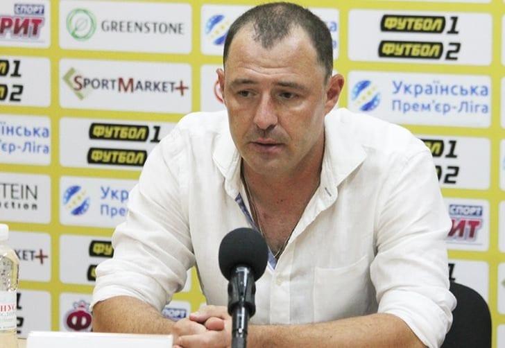 Роман Монарев, olimpik.com.ua