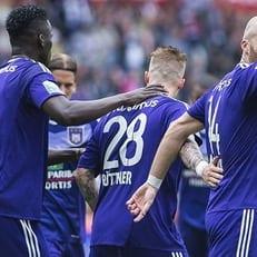 """Андерлехт"" переиграл ""Зюлте-Варегем"" и взял Суперкубок Бельгии"