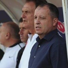 """Юрий Вернидуб может покинуть """"Зарю"""" в ближайшее время"""