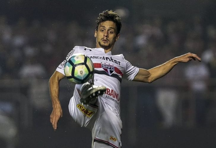 Бразильский защитник «Сан-Паулу» Родриго Кайо отверг предложение «Зенита»