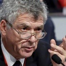 Анхель Мария Вильяр ушел в отставку с поста вице-президента УЕФА