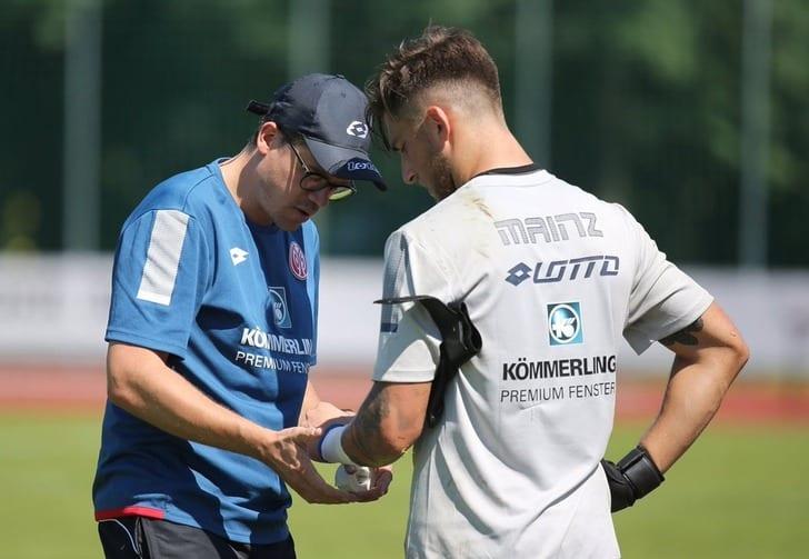 Янник Хут, 1. FSV Mainz 05