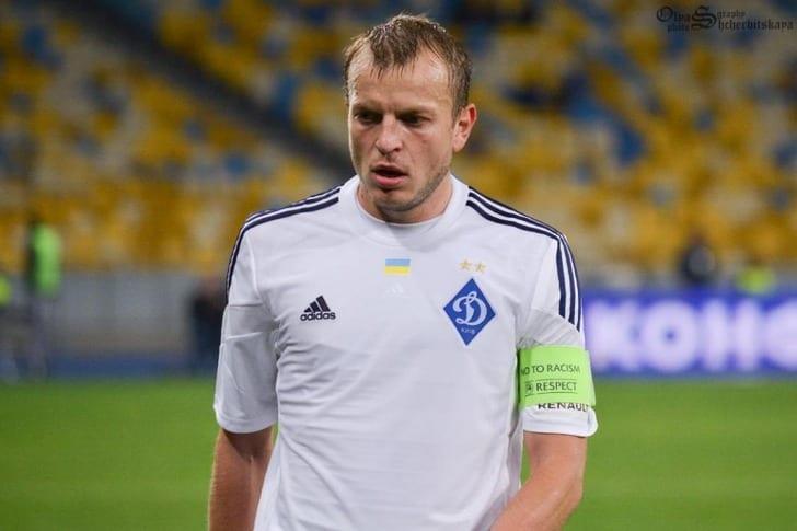 Хацкевич: яГусева называю поотчеству, как ивсе игроки киевского «Динамо»