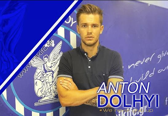 Антон Долгий, nikifc.gr