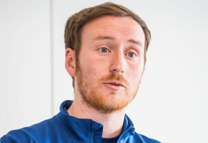 Иэн Катро; фото: Энди Барр / The Sun Glasgow