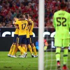 """Мадридский """"Атлетико"""" – обладатель Audi Cup"""