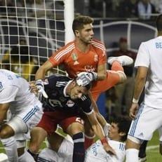 """""""Мадрид"""" в серии пенальти обыграл сборную звезд MLS"""