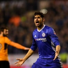 """Диего Коста сделает запрос в """"Челси"""" с просьбой отпустить его в """"Атлетико"""""""