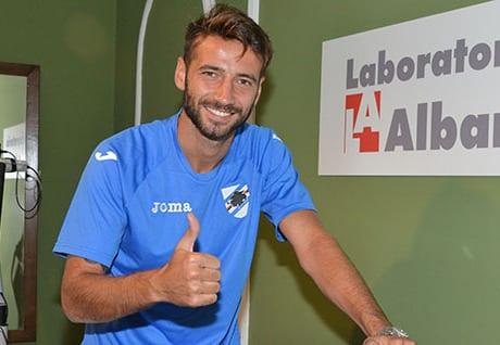 Джан Марко Феррари, sampdoria.it