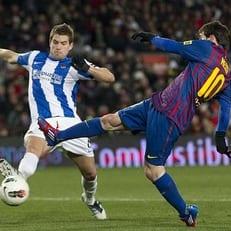"""Иньиго Мартинес дал согласие на переход в """"Барселону"""""""