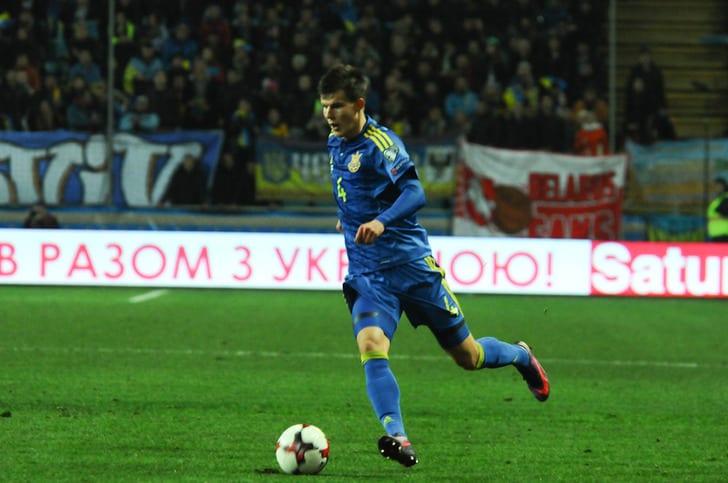 Эдуард Соболь, UA-Football
