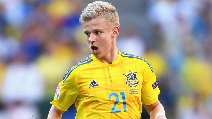 «Наполи» сделал предложение «Манчестер Сити» потрансферу украинца Зинченко