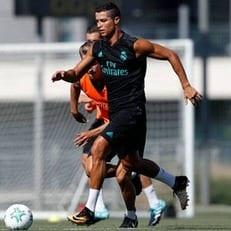 """Роналду приступил к тренировкам с """"Реал Мадридом"""""""
