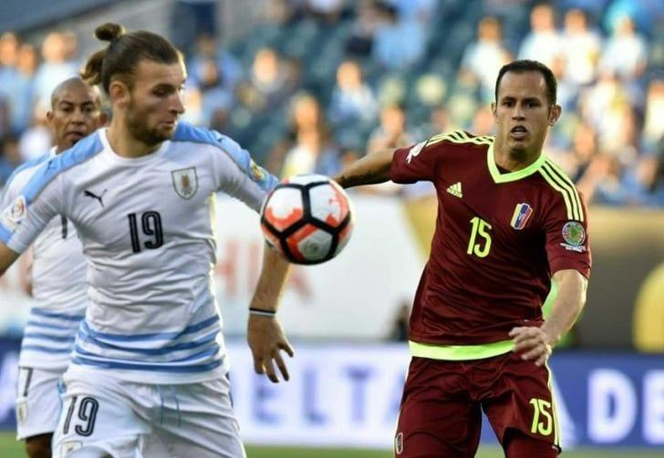 Алехандро Герра (справа); фото: Николас Камм / Getty Images