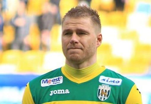 Евгений Боровик, fckarpaty.com.ua
