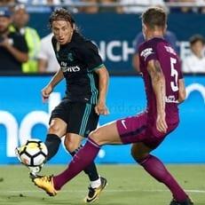 Лука Модрич пропустит первый матч Суперкубка Испании