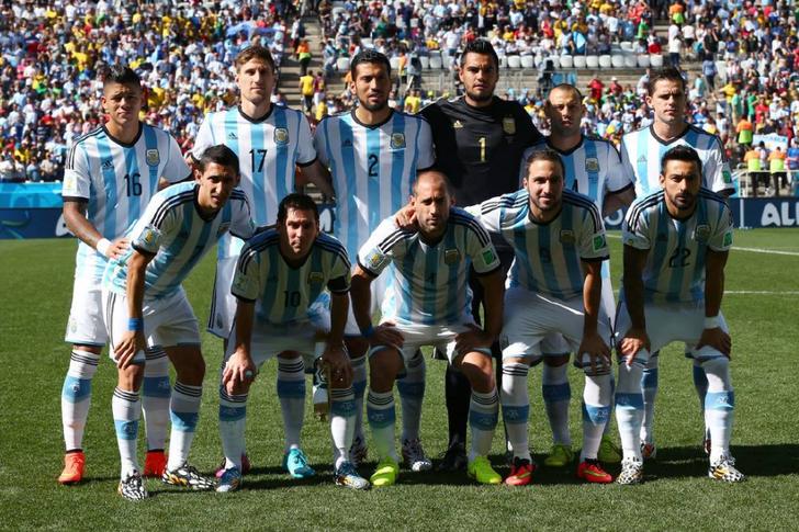 Сборная Аргентины, Getty Images