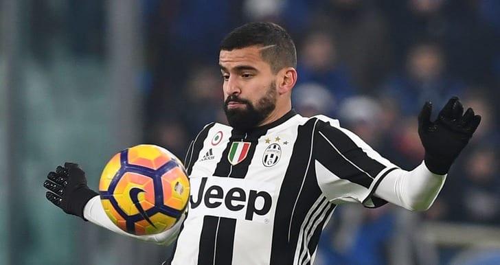 Футболист «Ювентуса» Ринкон перешел в«Торино» направах аренды