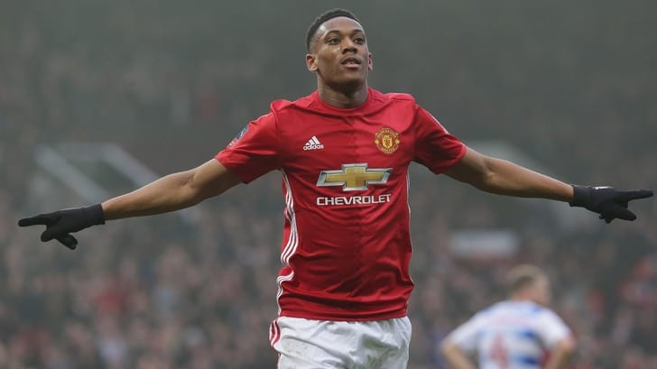 Фото: Anthony Martial