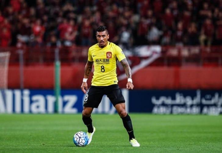 Луис Фелипе Сколари подтвердил трансфер Паулиньо в«Барселону»
