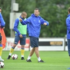 Сборная Украины начнет готовиться к матчам против Турции и Исландии 28 августа