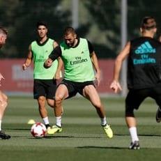 """Заявка """"Мадрида"""" на первый матч Суперкубка Испании"""