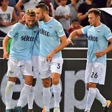 """""""Лацио"""" победил """"Ювентус"""" и выиграл Суперкубок Италии"""