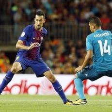 """""""Реал Мадрид"""" уверенно победил """"Барселону"""" на Камп Ноу"""