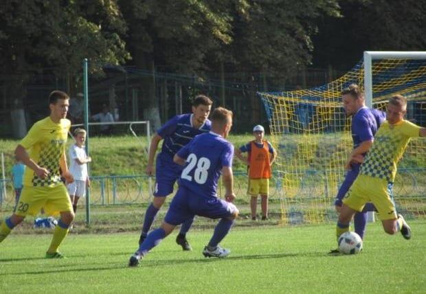 Тернополь снимается со 2-ой лиги
