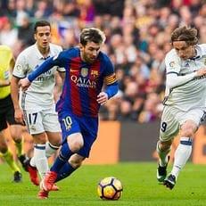 """""""Барселона"""" назвала состав на ответный матч Суперкубка Испании"""