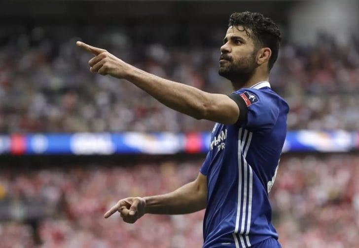 «Атлетико» невсостоянии платить сумму, которую желает «Челси»— Диего Коста